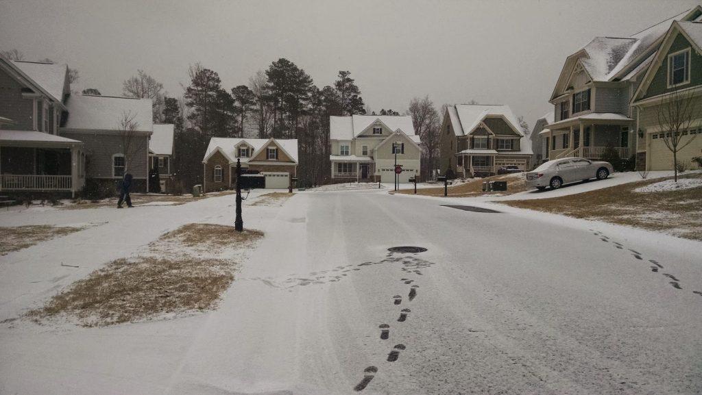 Winter Writing Idea and Freebie!