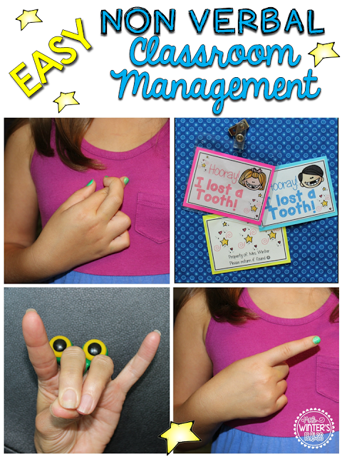 Classroom Management (non verbal)