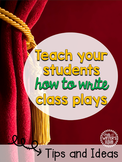 free student plays planning worksheets