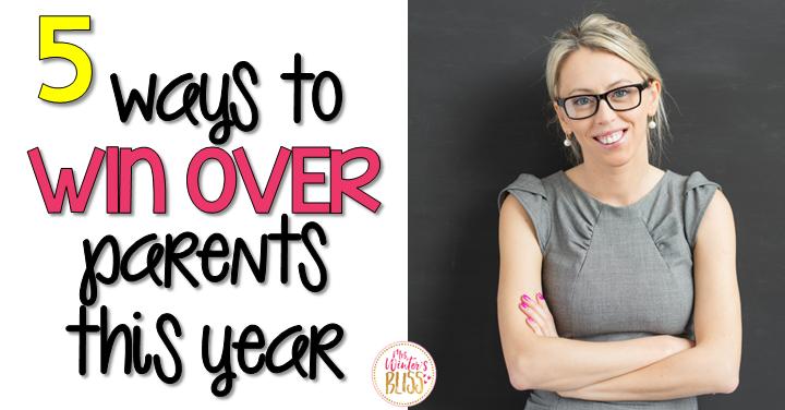 5 Ways to Win Over Parents