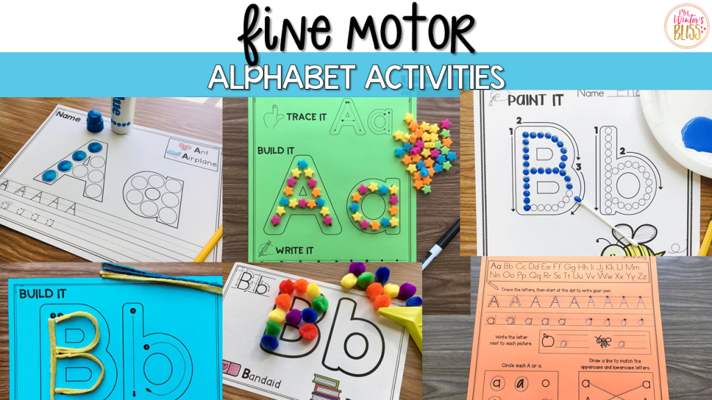 A Teacher's Guide to Fine Motor Skills for Young Learners