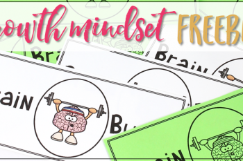 brain bucks growth mindset praise