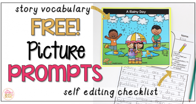 free spring writing prompts