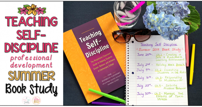 Summer teacher book study