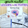 growth mindset activities and lessons