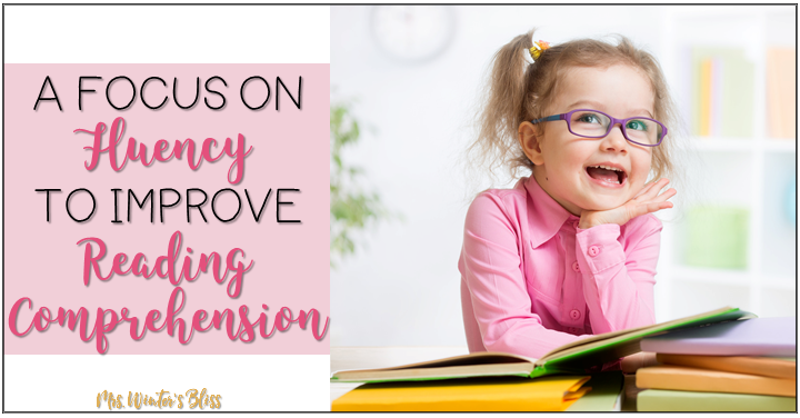 A Focus on Fluency to Improve Reading Comprehension