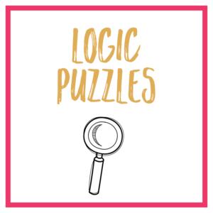 Math Logic Puzzles